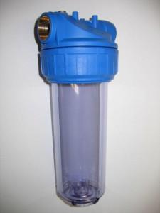 Filtr na chlorovanou vodu