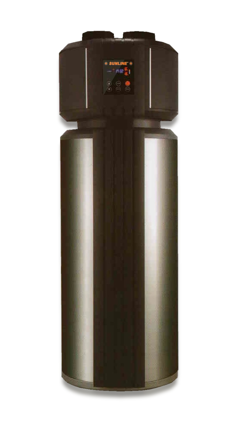 Jak ušetřit za ohřev vody? Pořiďte si bojler s tepelným čerpadlem!