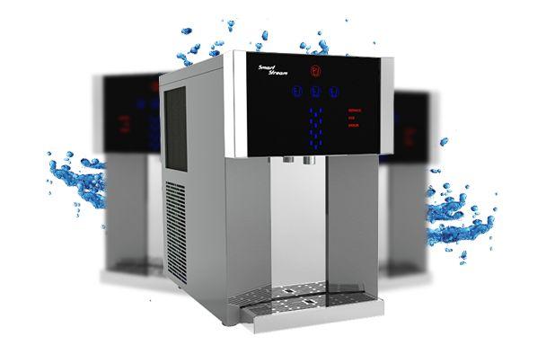 Automaty na vodu se hodí do kanceláří i domácností