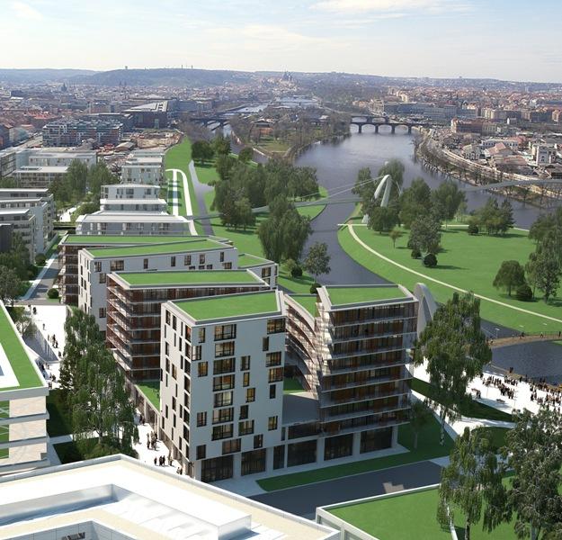 Klesající úrokové sazby podporují prodej bytů v Praze