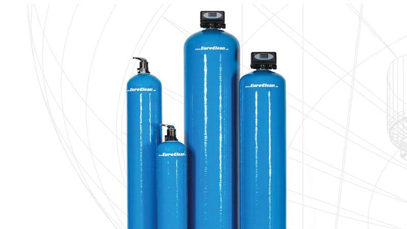 Úpravna vody s aktivním uhlím AquaCarbon