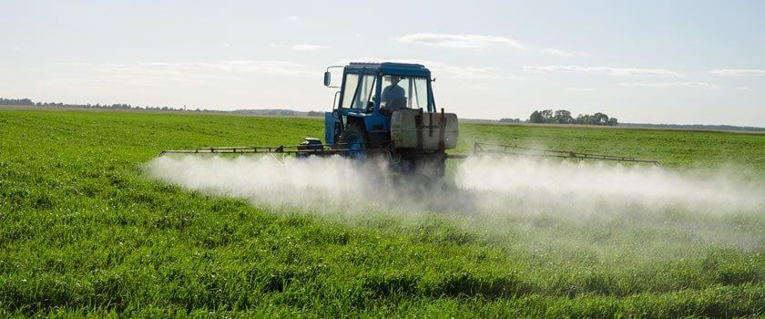 Pesticidy v pitné vodě