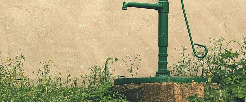 Úprava vody ve studni